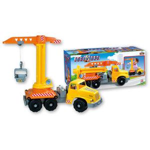 Kamion + kran