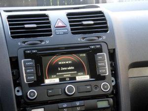 VW navigacija RNS 310