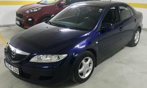 Mazda 6 Dijelovi 2.0 Dizel 2005