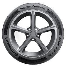 205/55 R16 CONTINENTAL PREMIUM CONTACT-6 91H