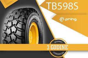 29.5R25 TRIANGLE TB598S 29.5 R25 (29.5 25) L-4/T1 TL