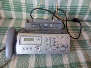 Telefaks, PANASONIC KX-FP207