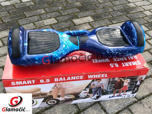 """HOVERBOARD BLUETOOTH - 6,5"""" DO 100KG Hoverbord 4"""