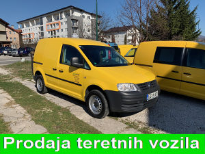 VW Caddy 1.9TDI 4X4 4motion 5 sjedista Cady