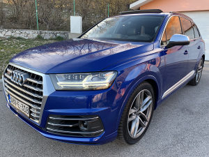 Audi SQ7 4.0 TDI Bi-Turbo 435 HP EXCLUSIVE 2017g.