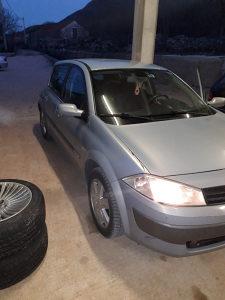 Renault megane 1.5 dci dijelovi
