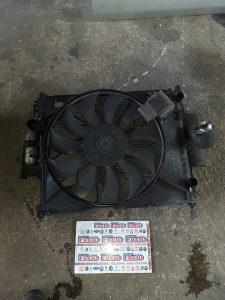 Mercedes ml w163 ventilator 27cdi ventilator