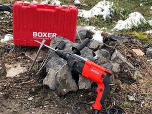 Udarna bušilica BOXER X serija