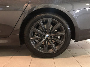 FELGE I GUME ZA BMW 520 2018 GODINA