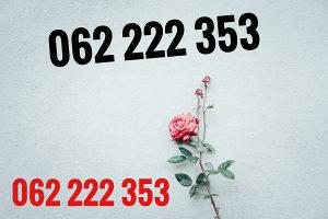 Ultra broj 062 222 353