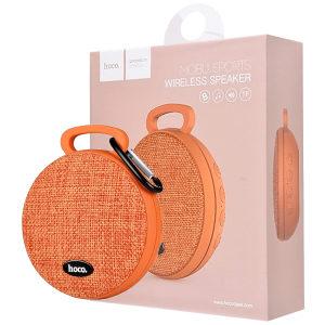 Zvučnik bežični, Bluetooth, 600 mAh, 5 h, orange