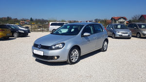 Volkswagen Golf 6 HIGHLINE 1.6 TDI 77KW