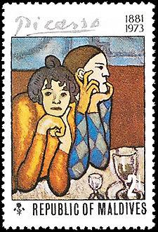 čiste markice Picasso