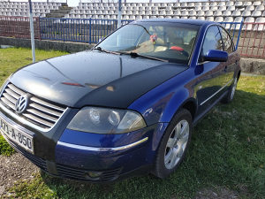 VW Passat 5+ Highline, 2.0 benz, 2001 god. Reg do 12/19