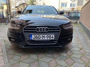 Audi A4 2.0 (2015) 155 000km. Tek uvezen i registrovan!