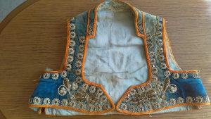 Narodna nosnja (otomanski stari jelek ) srma- srebro