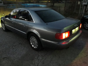 AUDI A8 4.2 BENZ/PLIN REG DO 08/19 GOD TOP STANJE