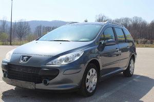 Peugeot 307 1.6 hdi 80kw top stanje MODEL 2006 akcija