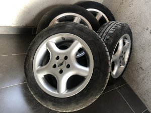 "FELGE 15"" 5x100 /VW/GOLF 4/POLO/LUPO/OPEL/FIAT..."