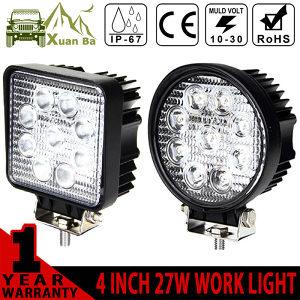 Led reflektor za radne mašine, traktore, kamione