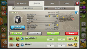 Clan lvl 14 clash of clans