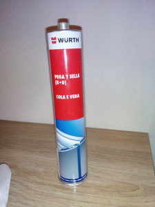 silikon wurth orginal K + D 300ml