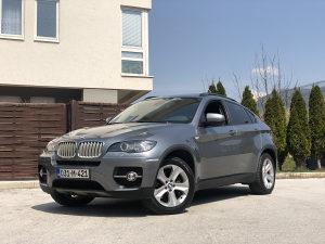 BMW X6 4.0 D 2011 X-Drive MAX VOLL COBRA ALARM