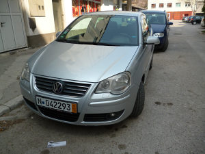 VW Polo 1.9 TDI,2007 god.tek uvezen..