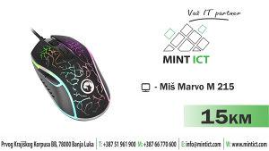 Miš Marvo M215