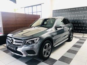 Mercedes Benz GLC 250d 4M