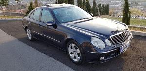 Mercedes e 320 avantgarde samo prodaja