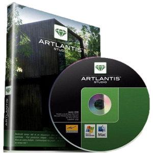Artlantis 7.0.2.2 3D software