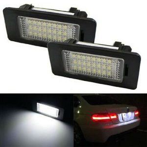 Svjetlo led za tablice za BMW-a 5 E39 E60 E61 F10