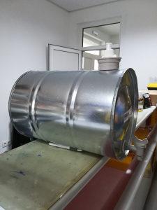 Kanister za vodu metalni 25 lit