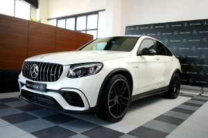 Mercedes-AMG GLC 63 S 4MATIC Coupe