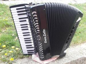 Harmonika Zero Sete S 22 Nova glanc