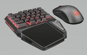 Tastatura GXT 888 Assa Single Handed