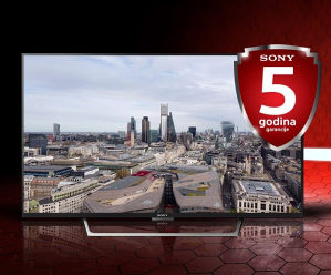 "Sony 43WF660 43"" FullHD Smart TV KDL43WF660BAEP"
