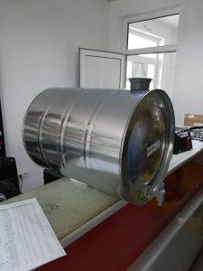 Kanister za vodu metalni 60 lit