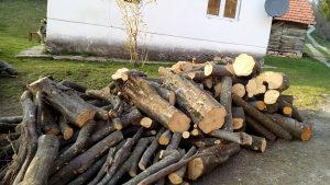 Drva grab 73km sa dostavom na adresu
