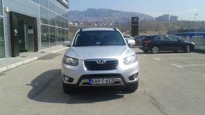 HYUNDAI SANTA FE 2.2 CRDI 4WD MT