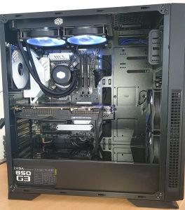 INTEL I9 9900K / ASUS GTX 1660 TI 6GB / 500GB 970