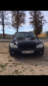 Mercedes c cupe