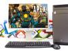 GAMING SET PC + Monitor 22