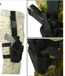 Takticka futrola za pistolj butna ili za pojas