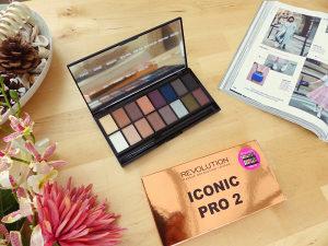 Makeup Revolution sminka-paleta sjena