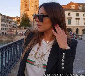 Nova ženska majica Gucci, S vel.