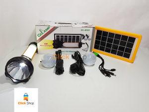 SOLARNA LED LAMPA + 2 SIJALICE sijalica