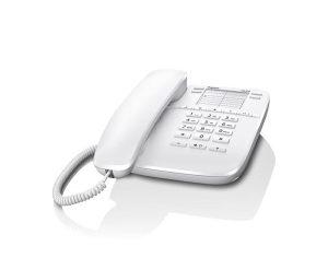 Gigaset DA310, white Žičani stolni telefon