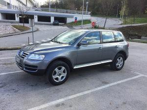 Volkswagen Touareg MOZE ZAMJENA PONUDITE